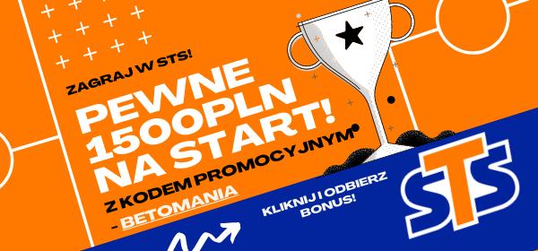 1500 PLN NA START