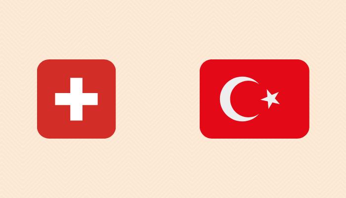 Szwajcaria - Turcja - kursy bukmacherskie