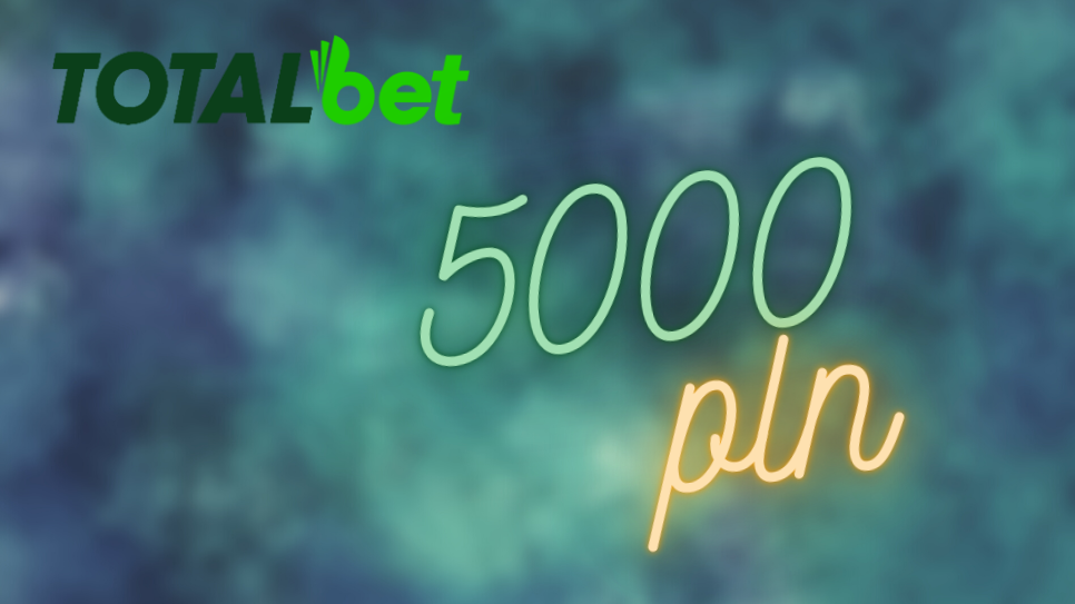 Bonus powitalny 5000 pln