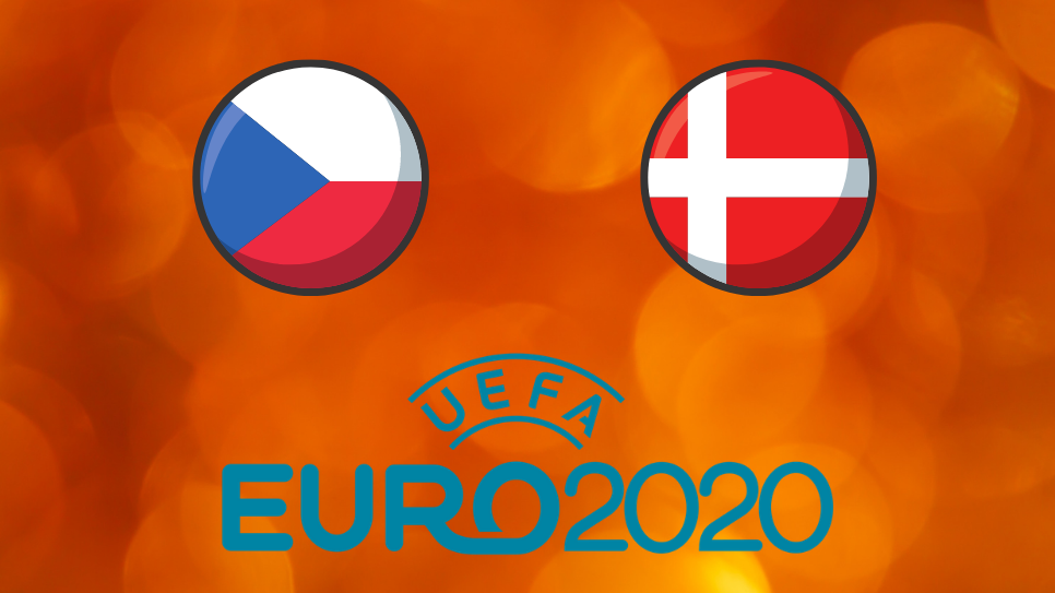Czechy – Dania – typy i kursy na 1/4 finału EURO 2020