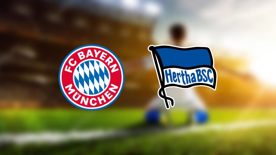 Bayern – Hertha – typy bukmacherskie na mecz (28.08.2021)