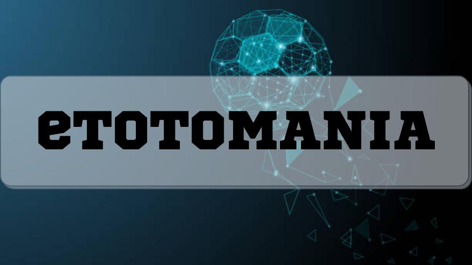 etotomania