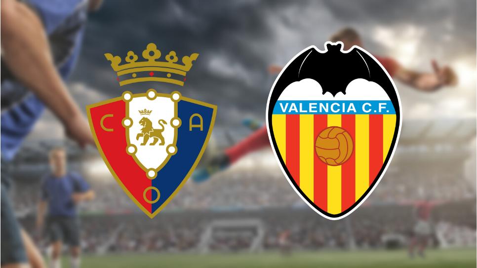 Osasuna Valencia gdzie oglądać
