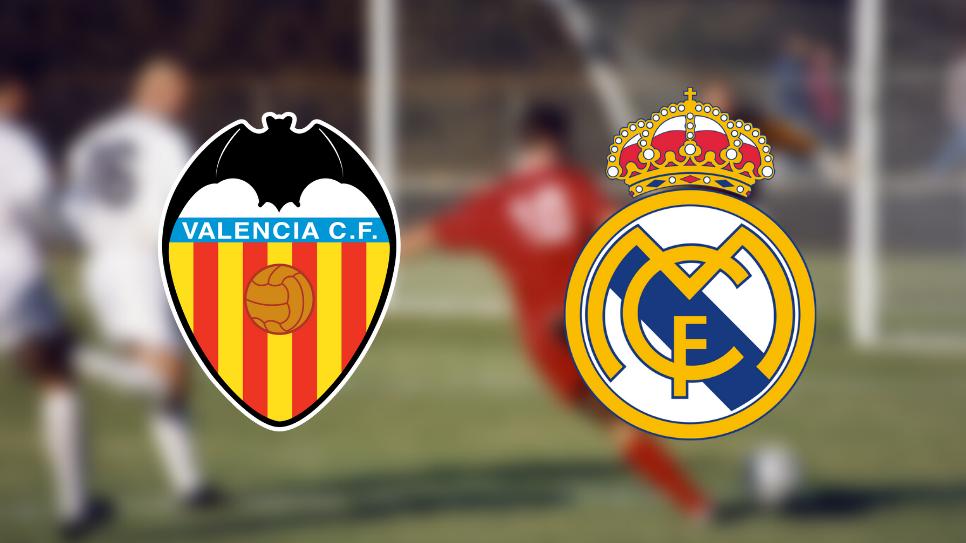 Valencia Real Madryt live stream