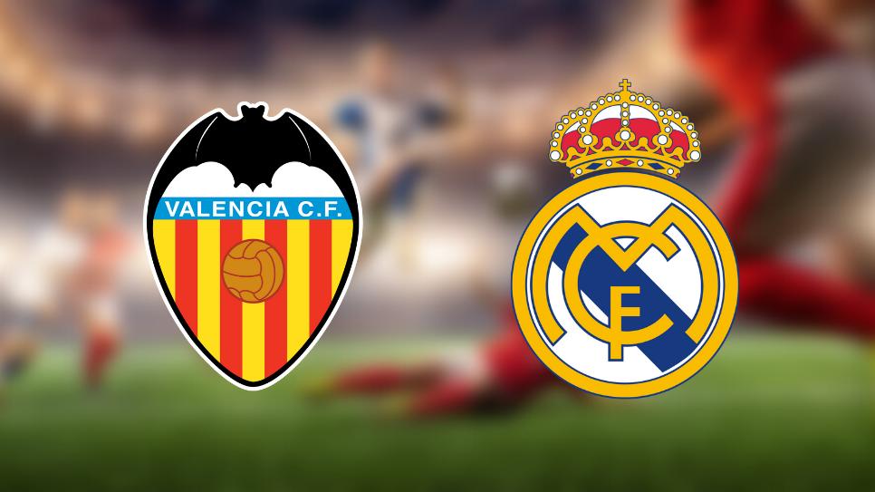 Valencia Real Madryt typy bukmacherskie