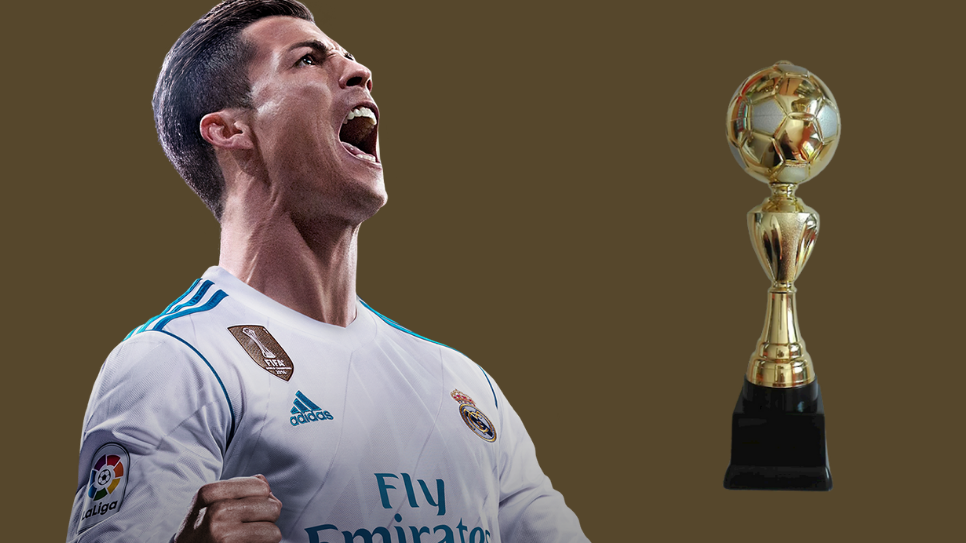 Złota Piłka Ronaldo