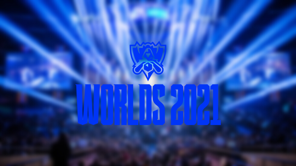 LoL Worlds 2021 Royal Never Give Up