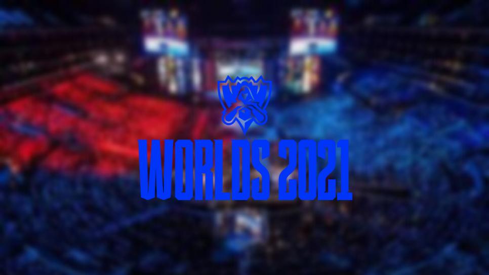 LoL Worlds 2021 T1